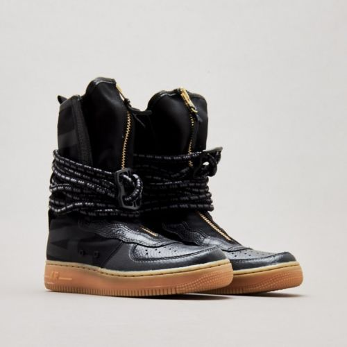 cecd208ee2d Nike SF AF1 HI Black Gum size 12. Special Field. AA1128-001. Air Force One  Boots.