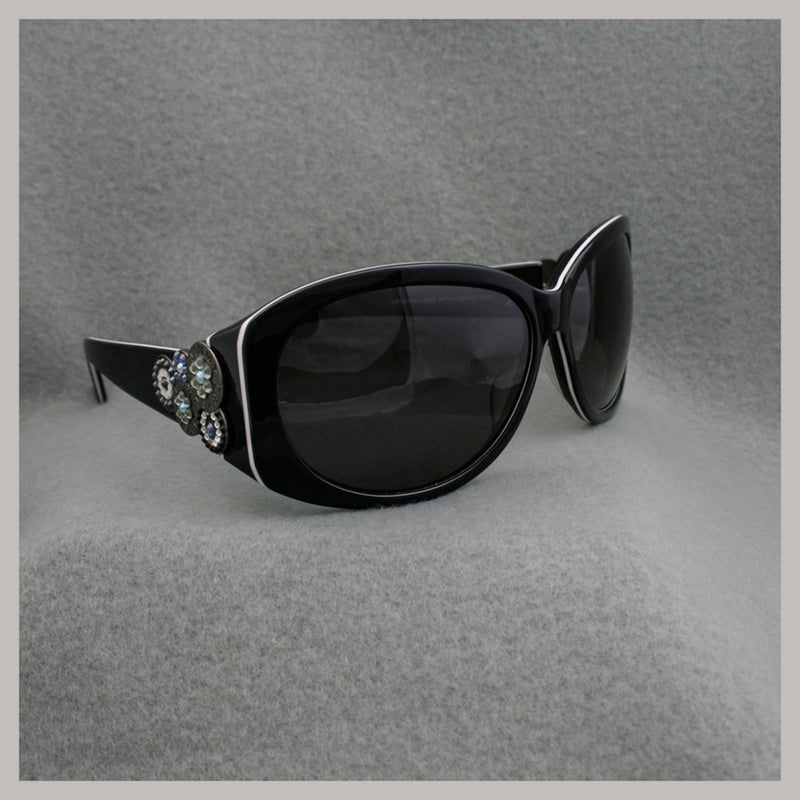 Jimmy Crystal Sunglasses