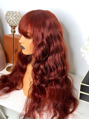 JULIANNE GLUELESS FULL LACE WIG