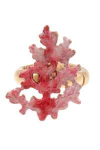 Coral stretch ring
