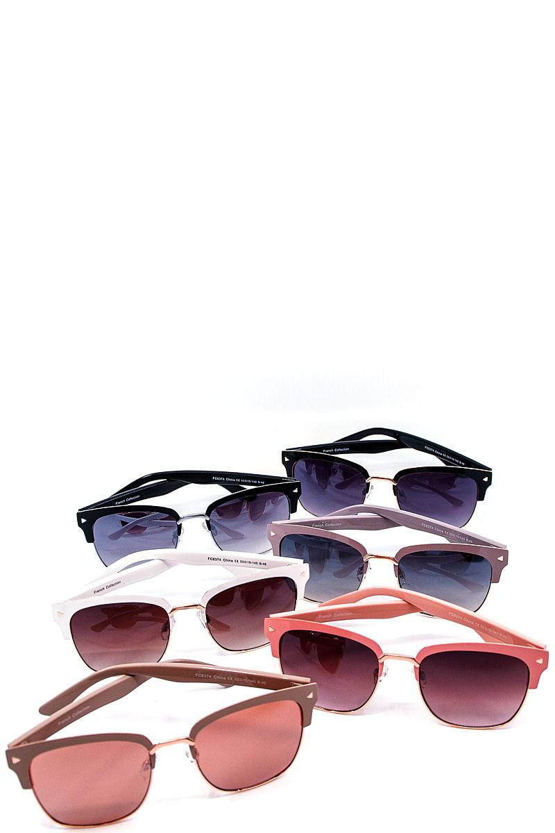 Modern chic sexy sunglasses