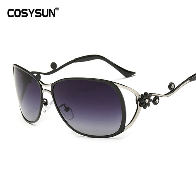 with Box Fashion Polarized Sunglasses Brand Designer