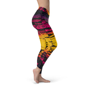 Women's Rebirth Hand Sewn Leggings