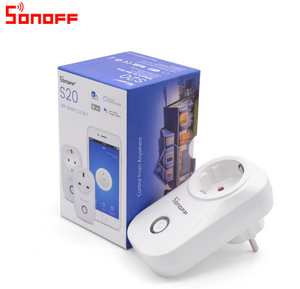 S20 Smart WiFi Socket