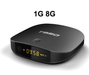 VONTAR T95D 1G 8G Android TV Box