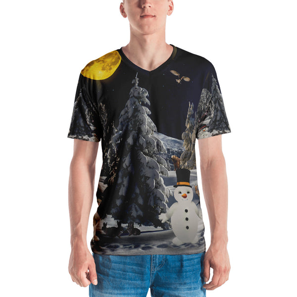 Men's Winter T-shirt