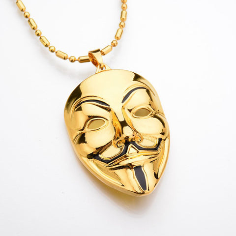 Anonymus Gold Chain