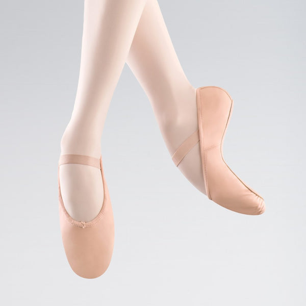Bloch Arise Full Sole Leather Ballet Shoes