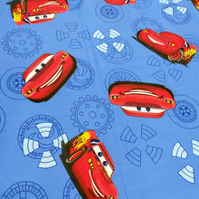 Mcqueen Cars Kids Bed Sheet