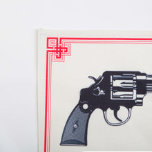 Gun Printed Table Mat