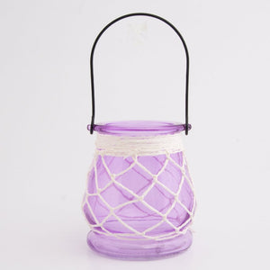 Glass Candle Jar