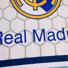 Real Madrid Kids Bed Sheet