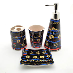 Anchor Navigator Ceramic Bath set