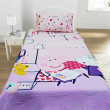 Oggy Bedtime Story Kids Bed Sheet
