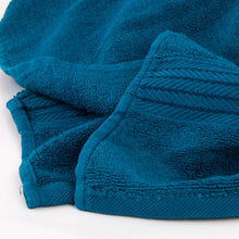 ZERO TWIST BATH TOWEL - Blue