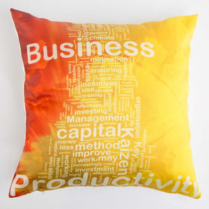 Last 1 left Cushion Cover Business Single