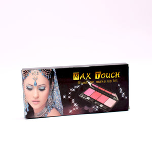 Max Touch 4 Color Blush On