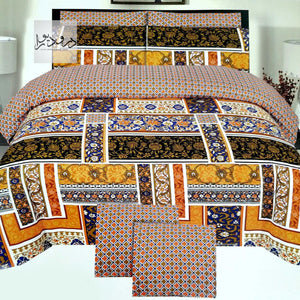 8 Pcs Comforter/Bed Spread Set