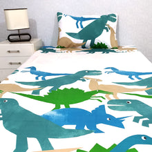 Jurassic Park Kids Bed Sheet