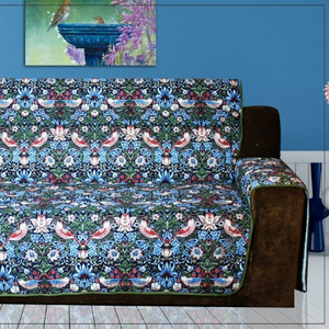 SOFA COVER - MULTI FLORAL