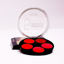 5 Color Palette V-Shading & Contour- Blush/Powder/Contour Kit