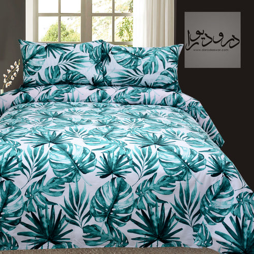 Real Tree Cotton Bed Sheet