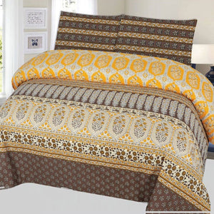 Comforter- Bed Spread 6 Pcs Set