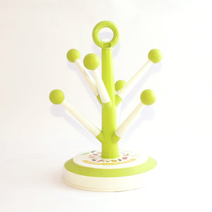 Cup Holder Tree Green