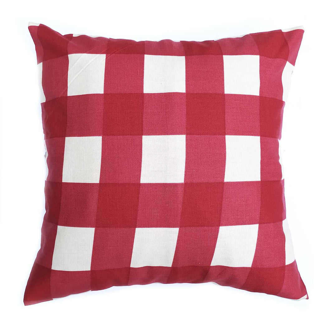2 PCs Curtain Match Cushion Covers