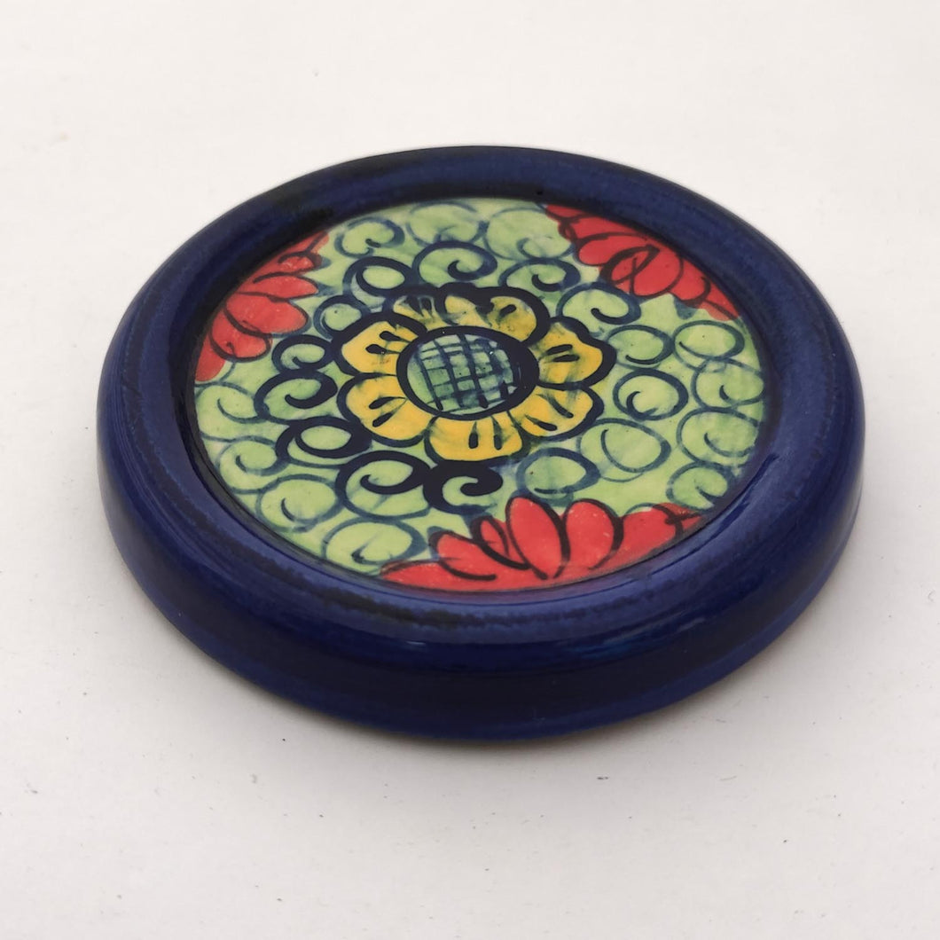 Paper Weight/Tea Coaster pottery
