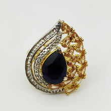 Colored Stones Ring
