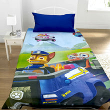 PAW Petrol Kids Bed Sheet