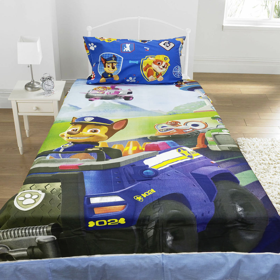 PAW Patrol  Kids Bed Sheet