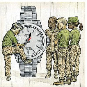 NTH Watches Road Trip: Veterans Watchmakers Initiative
