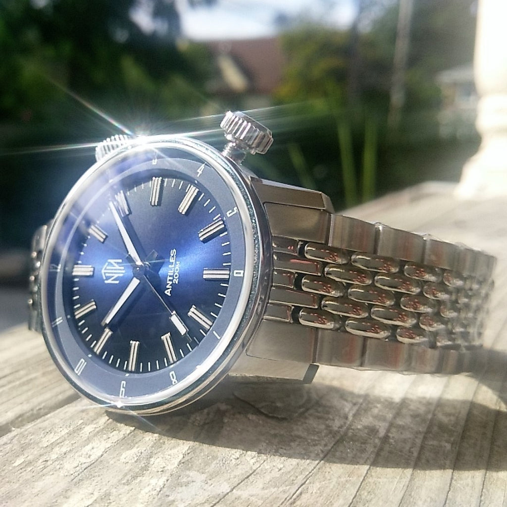 Antilles - Blue - NTH Watches
