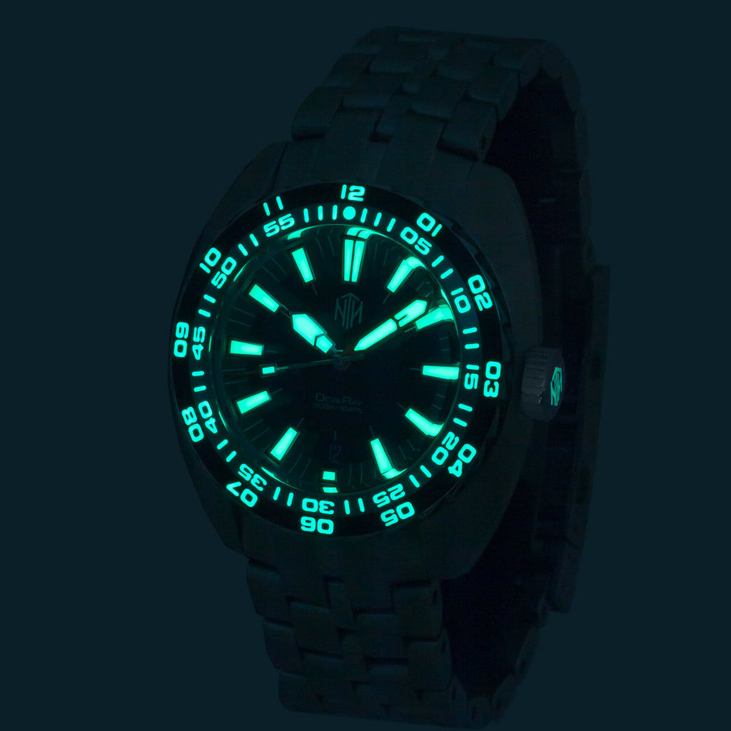 DevilRay, Deep Six Limited Edition - NTH Watches