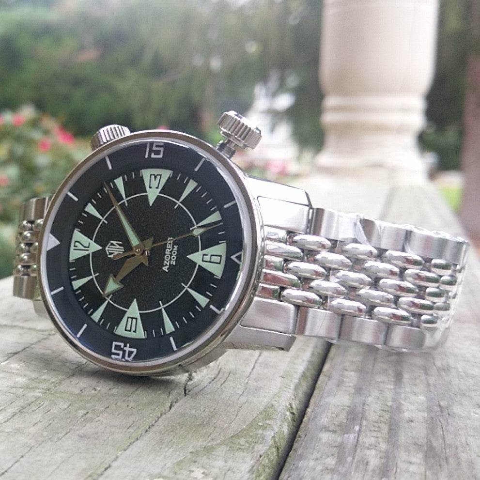 Azores - Mint - NTH Watches