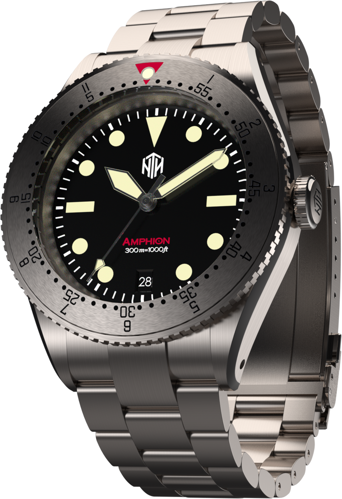 Amphion Commando - Nearly New - NTH Watches