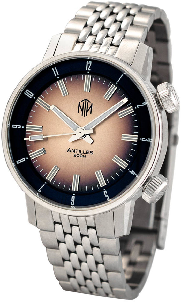 Antilles - Champagne, No Date - NTH Watches
