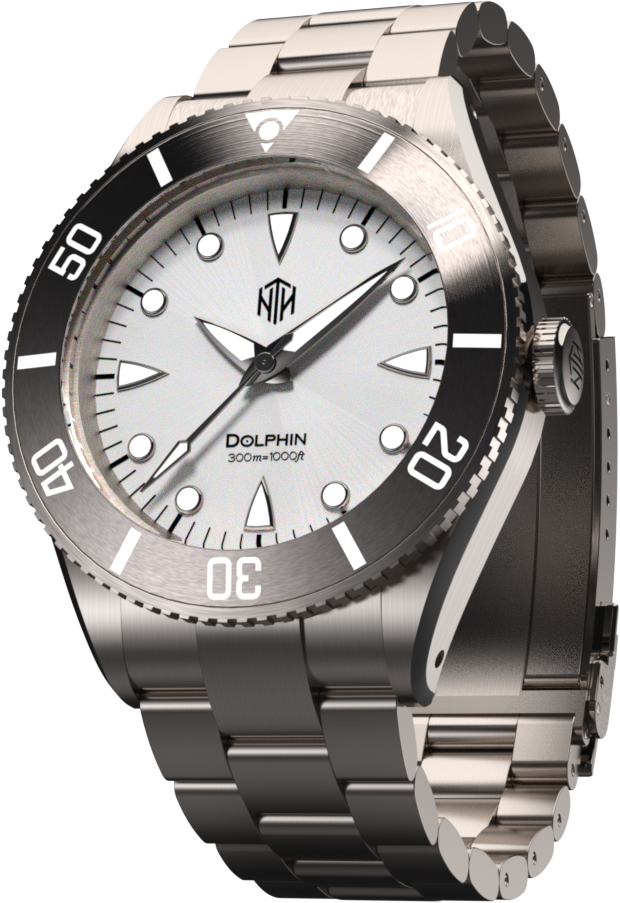 Dolphin - Ice - NTH Watches