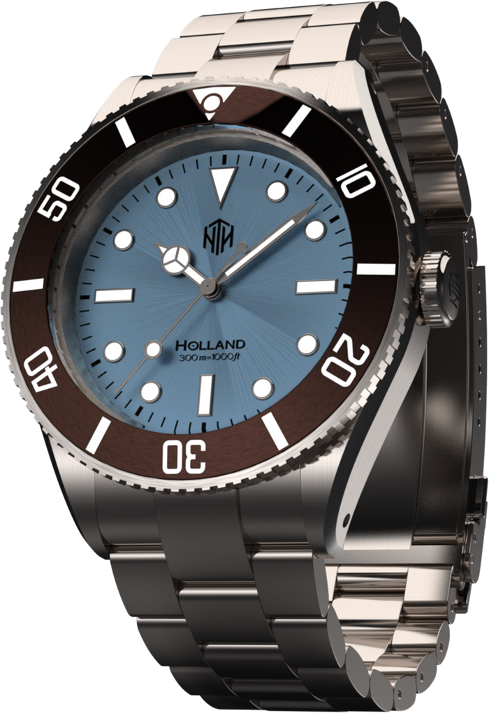 Holland - Available Only at Serious Watches - NTH Watches