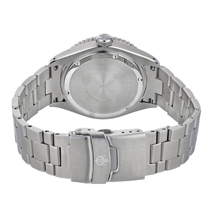 20mm Stainless Steel Oyster Bracelet for NTH Subs, v.1 - NTH Watches
