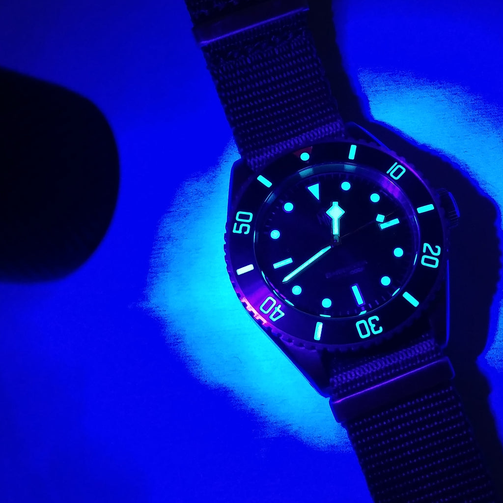 NTH-Branded UV Lume Torch - NTH Watches