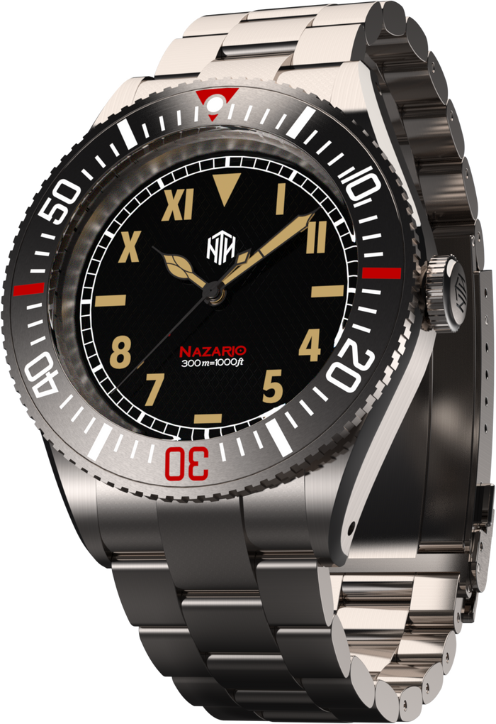Nazario - Available Only at Watch Gauge - Janis Trading