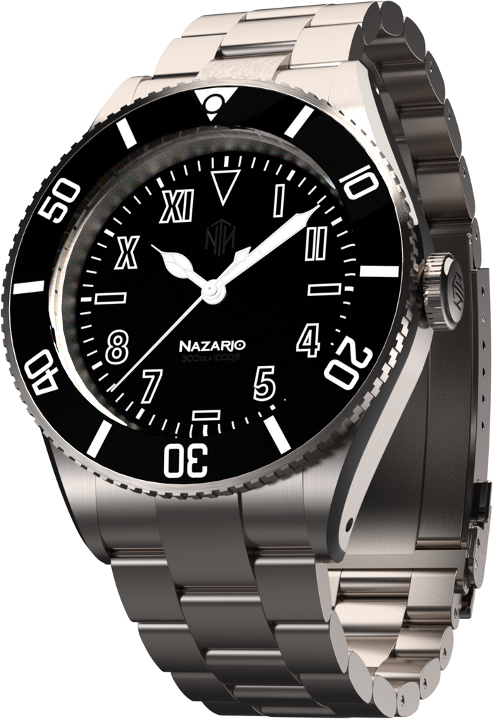 Nazario Ghost - Available Only at Watch Gauge - Janis Trading