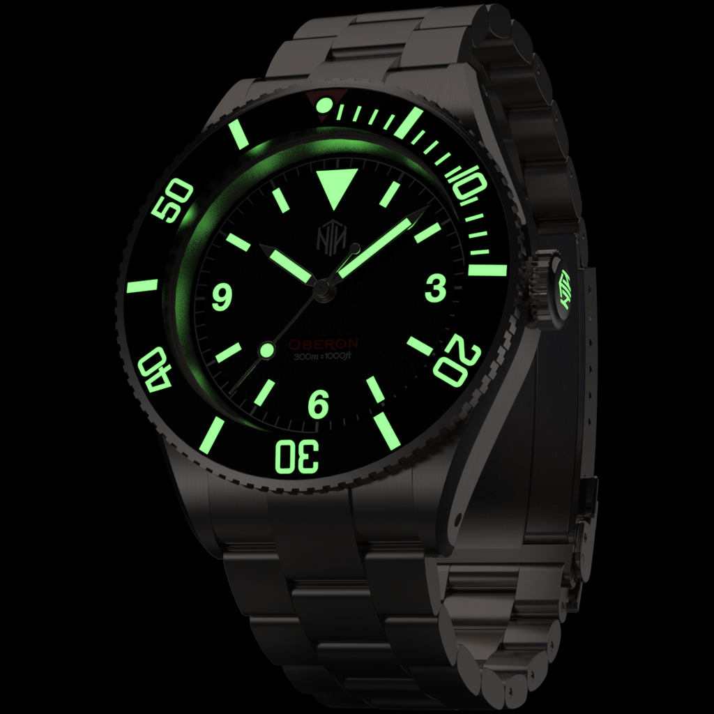 Oberon II - NTH Watches