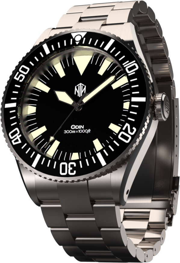 Odin - Black - Nearly New - NTH Watches