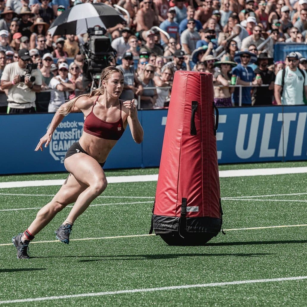 "The benefits of the ""New"" CrossFit Games"