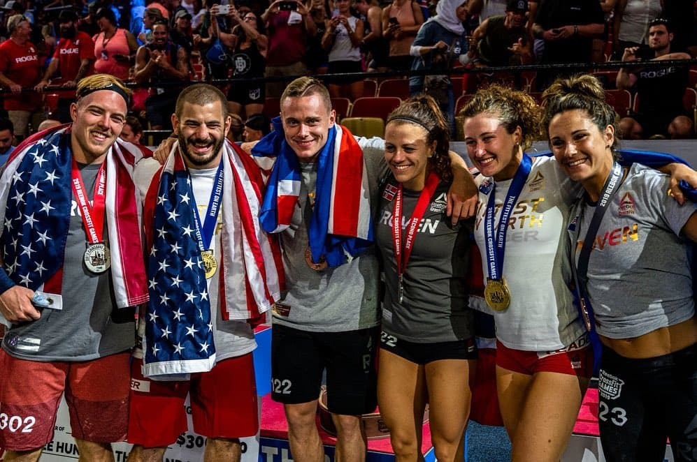 The CrossFit Games 2019 Recap