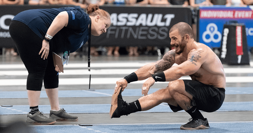 Mat Fraser Crossfit Games